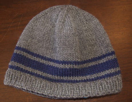 men's beanie pattern